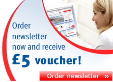 Keep well informed with the free newsletter service form Sport-Thiemeco.uk!